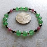 EMPATHIC SHIELD STRETCHY BRACELET TO HELP PROTECT EMPATHS #1B