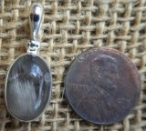 Brookite and Rutile in Quartz--Jewelry