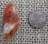 LAVA FIRE SUNSTONE CRYSTAL #13