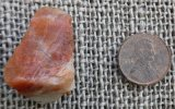 LAVA FIRE SUNSTONE CRYSTAL #19