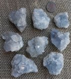 Celestite/Celestine (Angel Crystal)