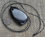 SHUNGITE SOOTHER PENDANTS #1A