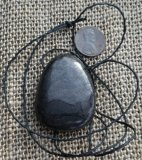 SHUNGITE SOOTHER PENDANTS #2A