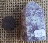 LEPIDOLITE POLISHED POINT #10