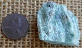 FUCHSITE AND BLUE KYANITE (ROUGH) #12