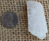 WHITE AMBLYGONITE CRYSTAL #14