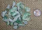 HIDDENITE CRYSTALS #3