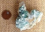 Fuchsite in Quartz/Green Aventurine Shapes and Tumbles