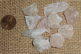 ROUGH MORGANITE CRYSTALS #4