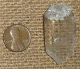 CLEAR QUARTZ TABULAR CRYSTAL #29