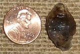 ELESTIAL SMOKEY QUARTZ CRYSTAL #7
