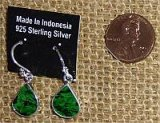 STERLING SILVER MAWSITSIT EARRINGS #9