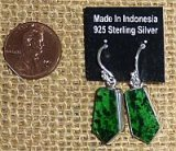 STERLING SILVER MAWSITSIT EARRINGS #10