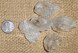 SKELETAL QUARTZ/FENSTER QUARTZ CRYSTALS #4