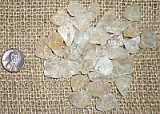 CLEAR/WHITE TOPAZ CRYSTALS (BRAZIL) #2