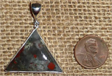 African Bloodstone Jewelry