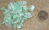 HIDDENITE CRYSTALS #8
