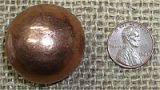 COPPER SPHERES #1