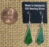 STERLING SILVER MAWSITSIT EARRINGS #4