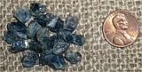 BLUE SAPPHIRE CRYSTALS #6