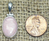 Angel Silk/Peruvian Pink Opal Jewelry