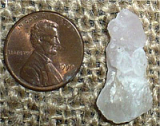 ELESTIAL ROSE QUARTZ CRYSTAL #22