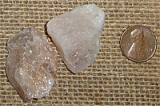 ROUGH MORGANITE CRYSTALS #17