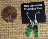 STERLING SILVER MAWSITSIT EARRINGS #8