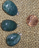Green Moss Agate Jewelry