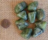GREEN DIOPSIDE TUMBLES #1