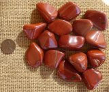 Red Jasper Shapes and Tumbles