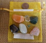 CRYSTAL SET FOR PROSPERITY AND ABUNDANCE #19