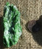 CHROME DIOPSIDE (ROUGH) #6