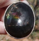 Fire Obsidian Jewelry