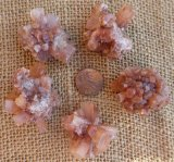 ARAGONITE CRYSTAL CLUSTERS #3