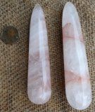 ORANGE ELESTIAL QUARTZ MASSAGE WANDS #2