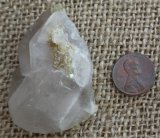 CLEAR QUARTZ WITH MICA CLUSTER #71