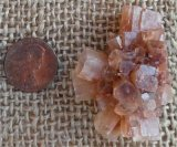 ARAGONITE CRYSTAL CLUSTER #6