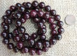 RED GARNET STRETCHY BRACELETS #3